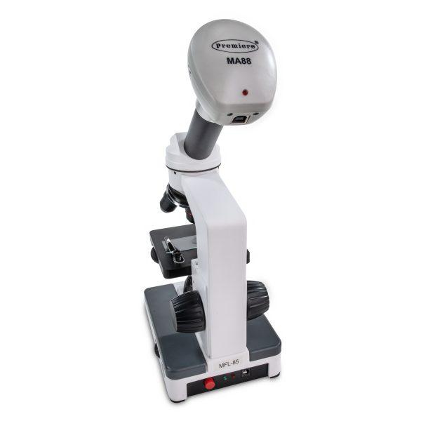 Digital microscope eyepiece