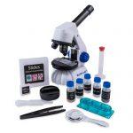 Starter microscope kit for kids