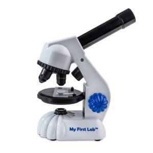 Starter kit microscope for kids