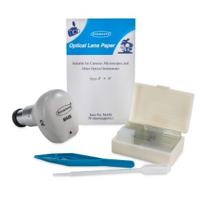 Digital microscope kit for kids